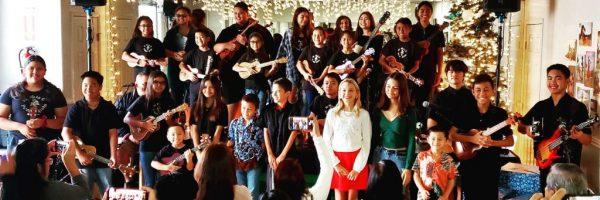 Ukulele & Guitar Classes- Na Maka Studio- Honolulu, Hawaii